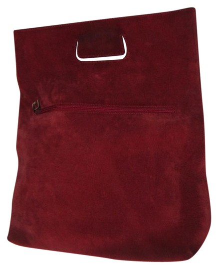 Preload https://img-static.tradesy.com/item/20414483/gucci-vintage-pursesdesigner-purses-red-suede-and-leather-leathersuede-tote-0-1-540-540.jpg
