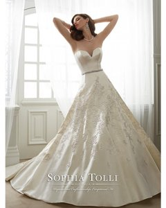 Sophia Tolli Y11626 Reaghan Wedding Dress