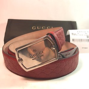 4cb61a45a55 Gucci 354382 Unisex Diamante Leather Belt Teal 90-36 - 56% Off Retail