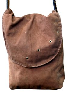 Other Handmade Slouchy Tote in Brown