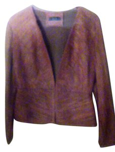 Bagatelle Leather Unique Shades of Brown Leather Jacket