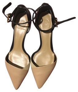 Tory Burch 2 tone Wedges