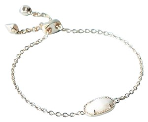 Kendra Scott Elaina rose gold bracelet