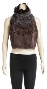 Bruno Cucinelli Top Brown