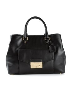 Michael Kors Next Day Shipping Satchel in Black