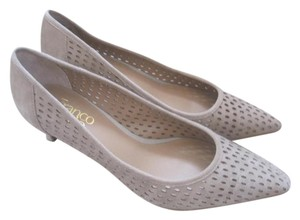 Franco Sarto Soft Tan Pumps