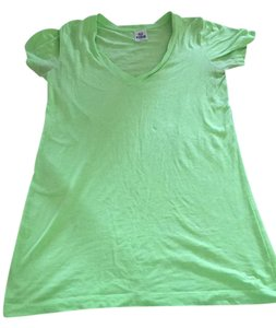 PINK #pink #victorias #tee T Shirt Green
