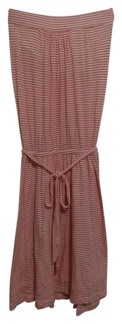 Preload https://item3.tradesy.com/images/banana-republic-red-and-white-stripe-knee-length-short-casual-dress-size-0-xs-2041587-0-0.jpg?width=400&height=650