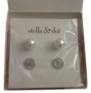 Stella & Dot New. Luxe Stud Pack