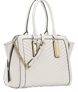 ALDO Satchel in White
