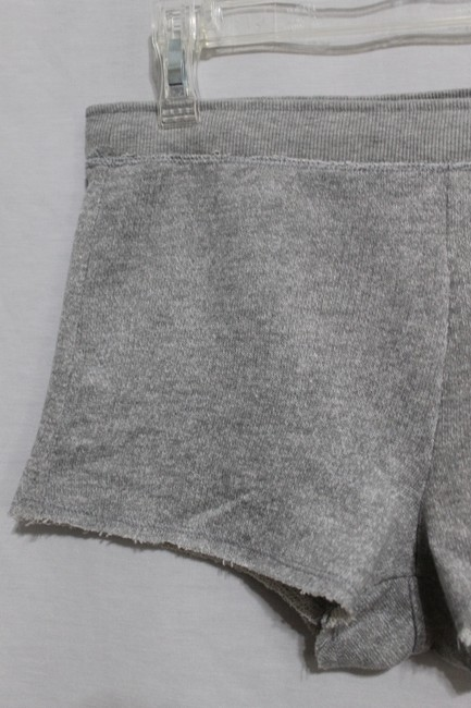 Kiss & Cry Gray Shorts