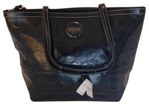 Coach Tote in Black w