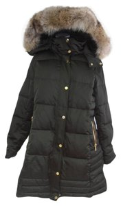Trina Turk Long Down Parka New Without Tag Coat