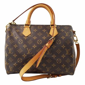 Louis Vuitton Lv Speedy 30 Bandouliere Shoulder Bag