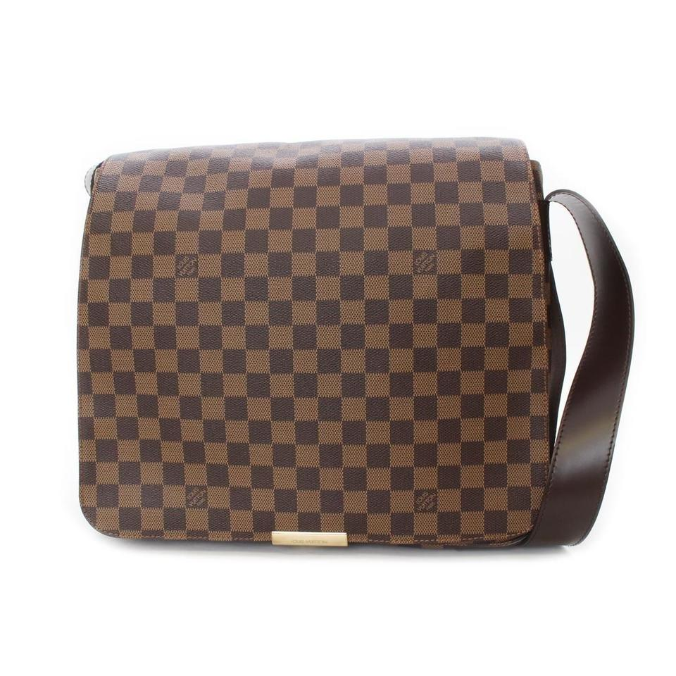 f7e9ae59f09a Louis Vuitton Bastille Shoulder Damier Ebene Cross Body Bag - Tradesy