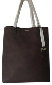 Michael Kors Elephant/silver Collection Tote in brown