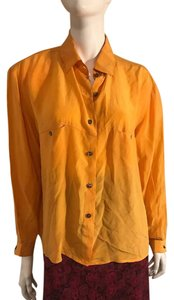 Banana Republic Top yellow