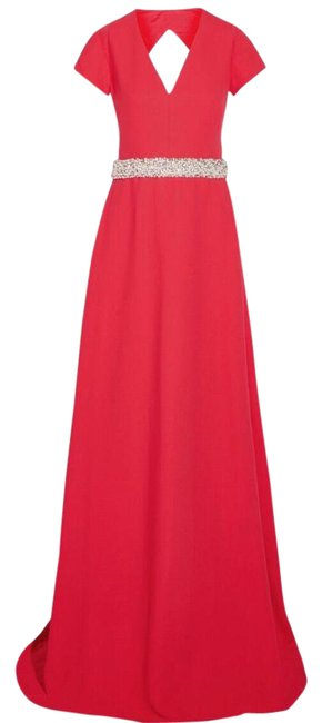 Preload https://img-static.tradesy.com/item/20416942/raoul-red-capricia-embelleshed-cutout-gown-long-formal-dress-size-4-s-0-4-650-650.jpg
