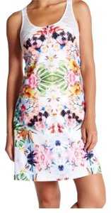 Nanette Lepore short dress multicolor on Tradesy