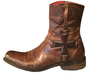 Mark Nason Brown Boots