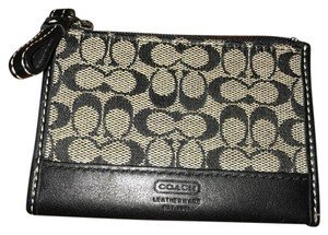 Coach mini skinny wallet /coin purse