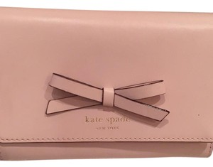 Kate Spade light pink Clutch