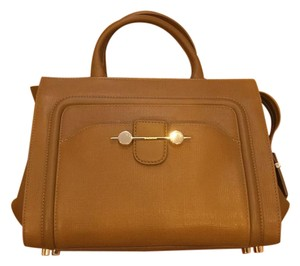 Jason Wu Daphne Leather Tote in Brown