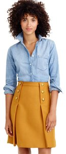 J.Crew Skirt Heather honey