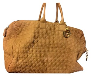 Dior caramel Beach Bag
