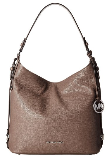 d2e3e6f876a8 Michael Kors Bedford Belted Large Shoulder Leather Purse 190049385142  38h6sbfl3l Hobo Bag Image 0 ...