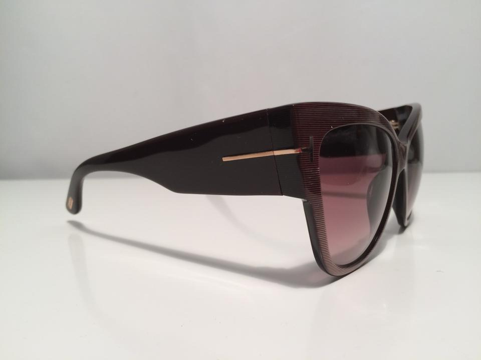 4703e188f8df Tom Ford Dark Brown Pink  hold Victoria  New Ft0371 5750f Anoushka ...