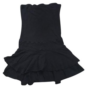 Velvet by Graham & Spencer short dress Black Coverup on Tradesy