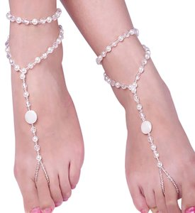 Foot and ankle bracelet Sandals