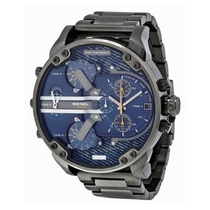 Diesel Diesel Blue Dial Quartz Men's Watch - DZ7331 Mr. Daddy 2.0