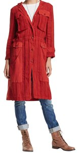 Free People Trench Small Trench Coat