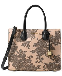 Michael Kors Studio Mercer Large Tote in Oyster