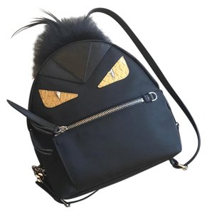Fendi Monster Bugs Fox Backpack