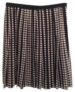 Tory Burch Skirt Black Cream
