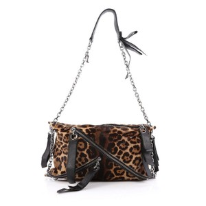 Christian Louboutin Ponyhair Shoulder Bag
