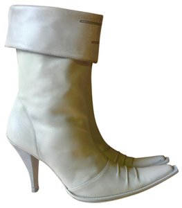 Other white Boots