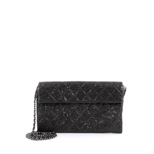 Chanel Fabric Cross Body Bag