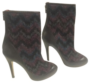 KATHRYN AMBERLEIGH Brown/multi color Boots