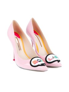 Sophia Webster Boss Lady Boss Lady Webster Pink Pumps