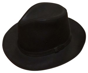 Henschel Leather Fedora - SZ SMALL