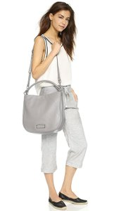 Marc by Marc Jacobs Too Hot To Handle Pebbled Leather Shoulder Hobo Bag