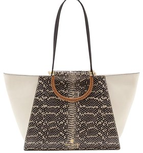 Vince Camuto Tote in black/ivory