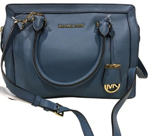 MICHAEL Michael Kors Satchel in cornflower