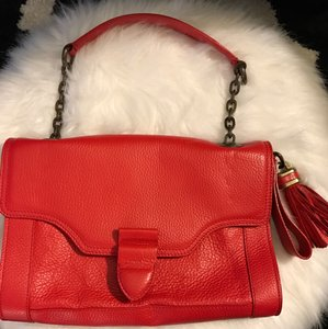 Derek Lam Satchel in red