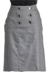 Burberry Skirt Gray
