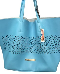 Vince Camuto Tote in Teal Blue